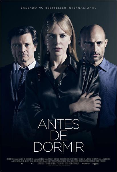 Antes de Dormir  (2014) Poster