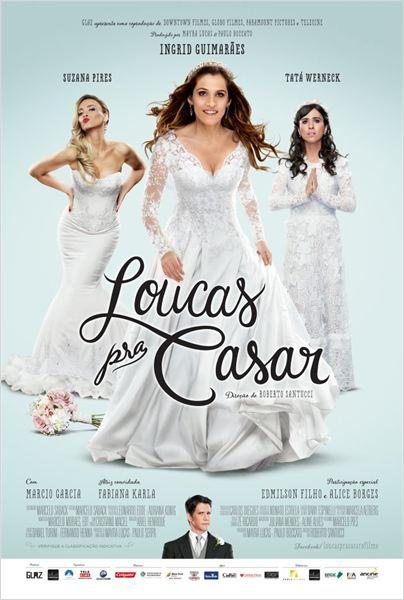 Loucas pra Casar  (2014) Poster