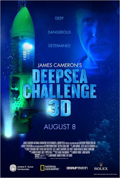 Desafio do Mar Profundo  (2014) Poster