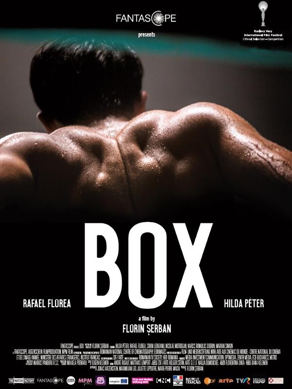 Box / Boks  (2014) Poster