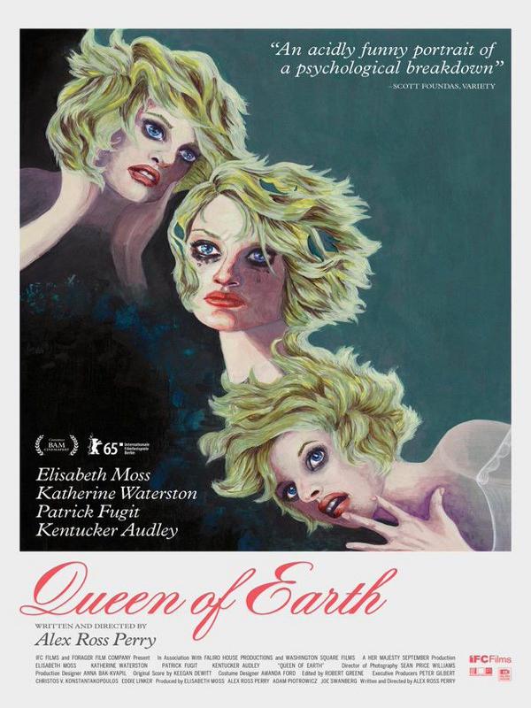 Rainha do Mundo (2015) Poster
