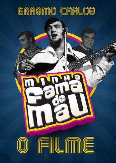Minha Fama de Mau (2018) Poster