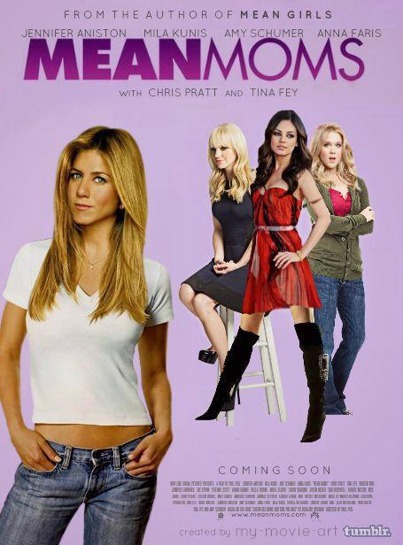 Mean Moms (2018) Poster