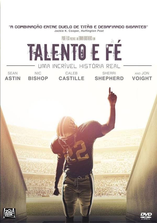 Talento e Fé (2015) Poster