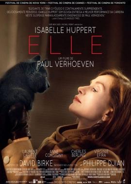 Elle (2015) Poster