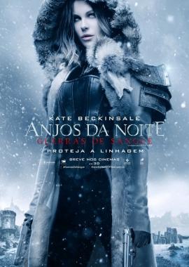 Anjos da Noite - Guerras de Sangue (2016) Poster