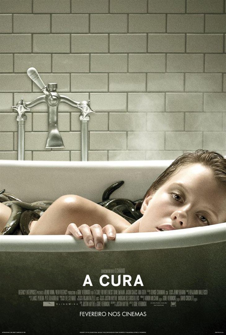 A Cura (2017) Poster