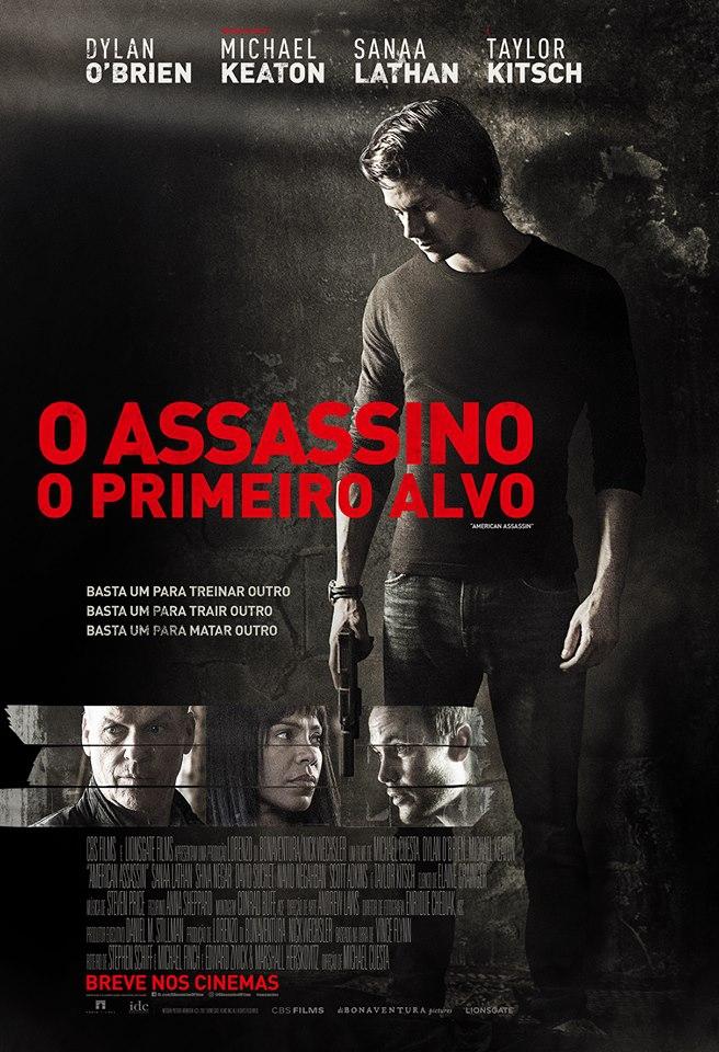 O Assassino: O Primeiro Alvo (2017) Poster
