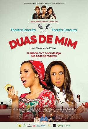 Duas de Mim (2016) Poster