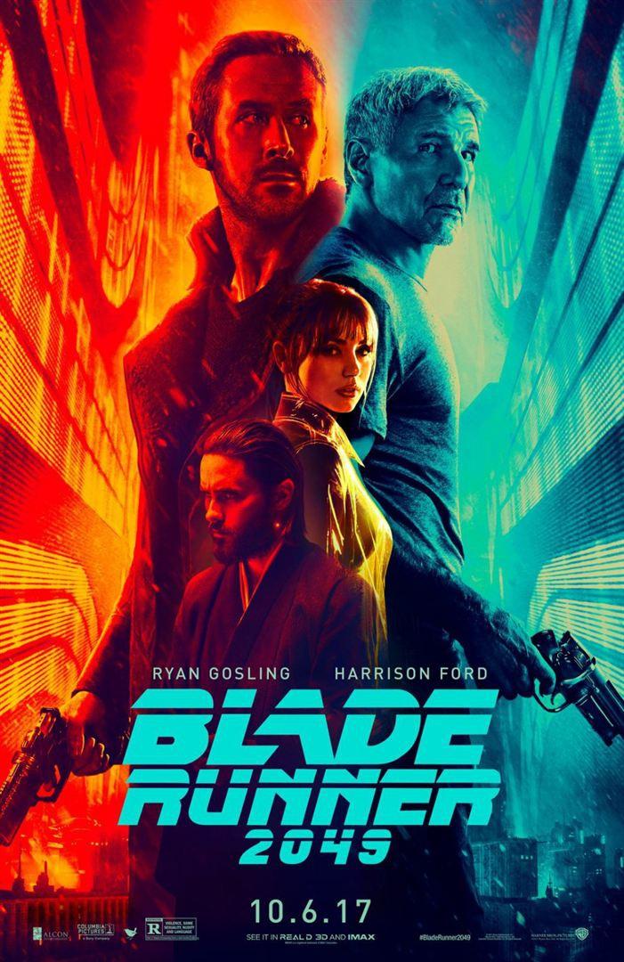 Blade Runner 2049 (2017) Poster