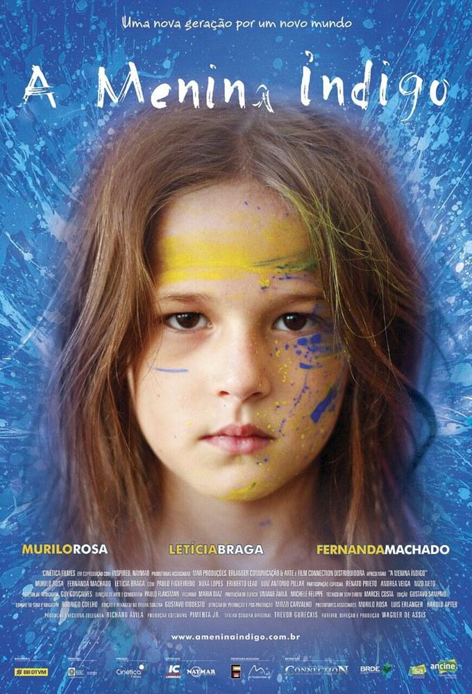 A Menina Índigo (2016) Poster