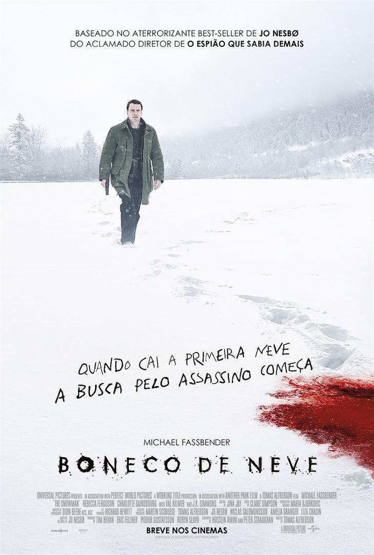 Boneco de Neve (2017) Poster