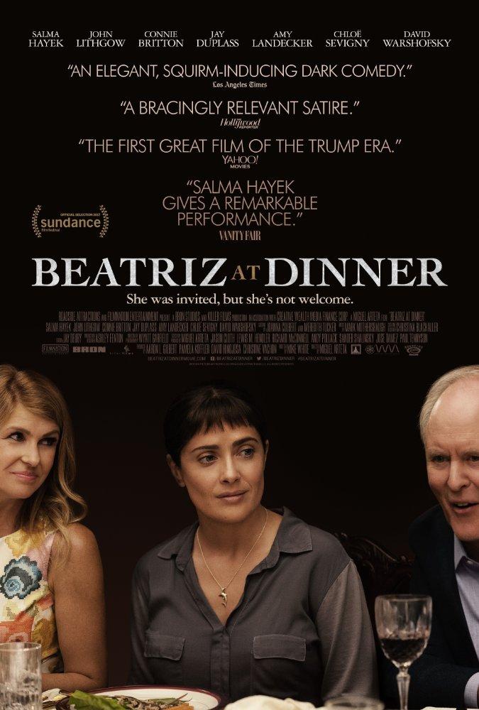 Beatriz at Dinner (2017) Poster