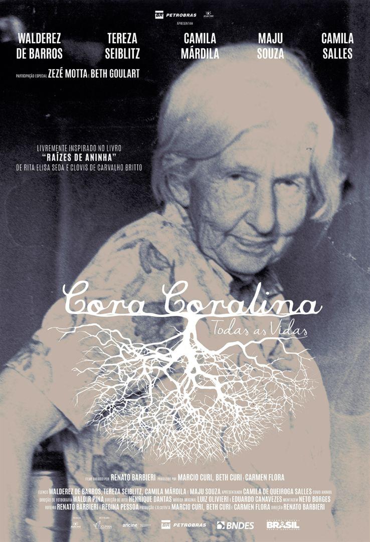Cora Coralina - Todas as Vidas (2015) Poster