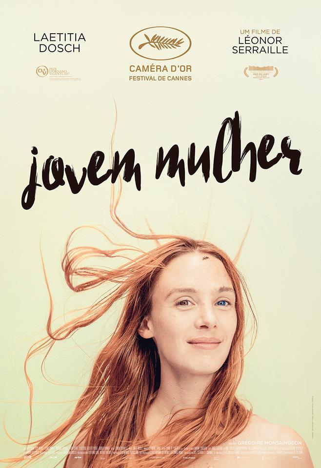Jovem Mulher (2016) Poster