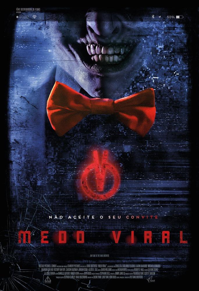 Medo Viral (2016) Poster