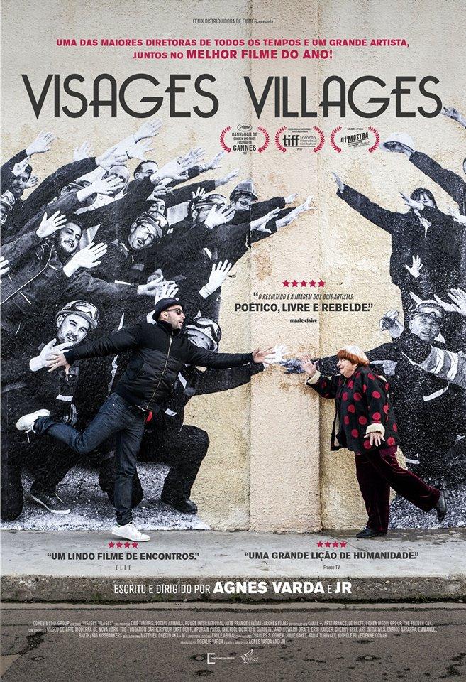 Visages, Villages (2016) Poster