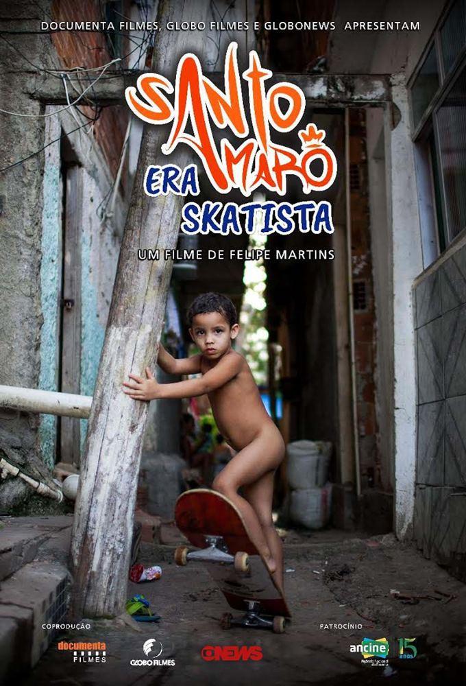 Santo Amaro Era Skatista (2017) Poster