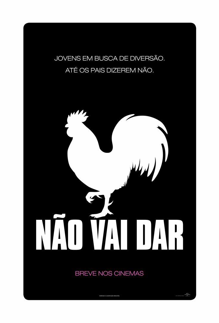 Não vai Dar (2018) Poster