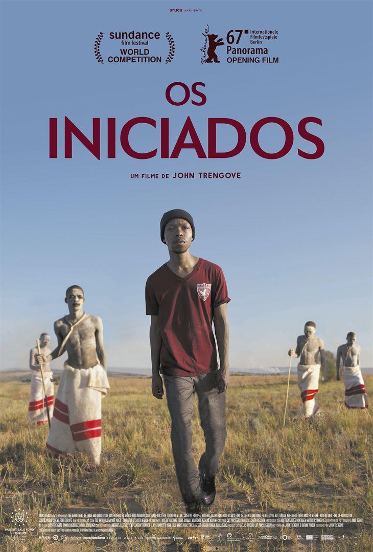 Os Iniciados (2017) Poster