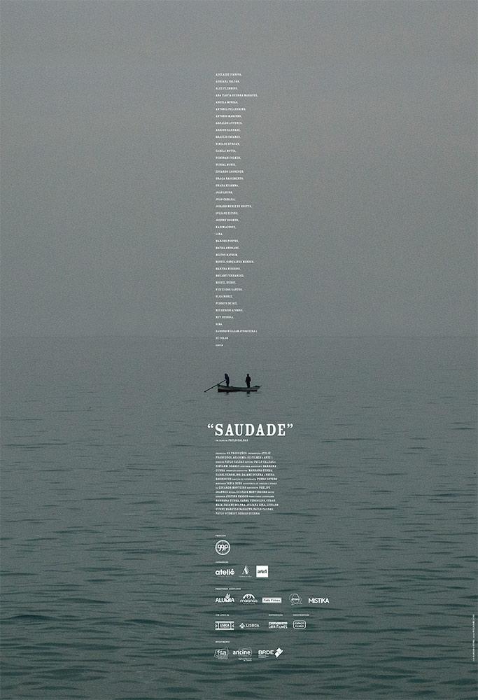 Saudade (2017) Poster