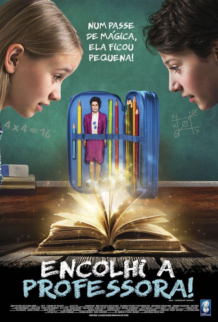Encolhi a Professora (2015) Poster
