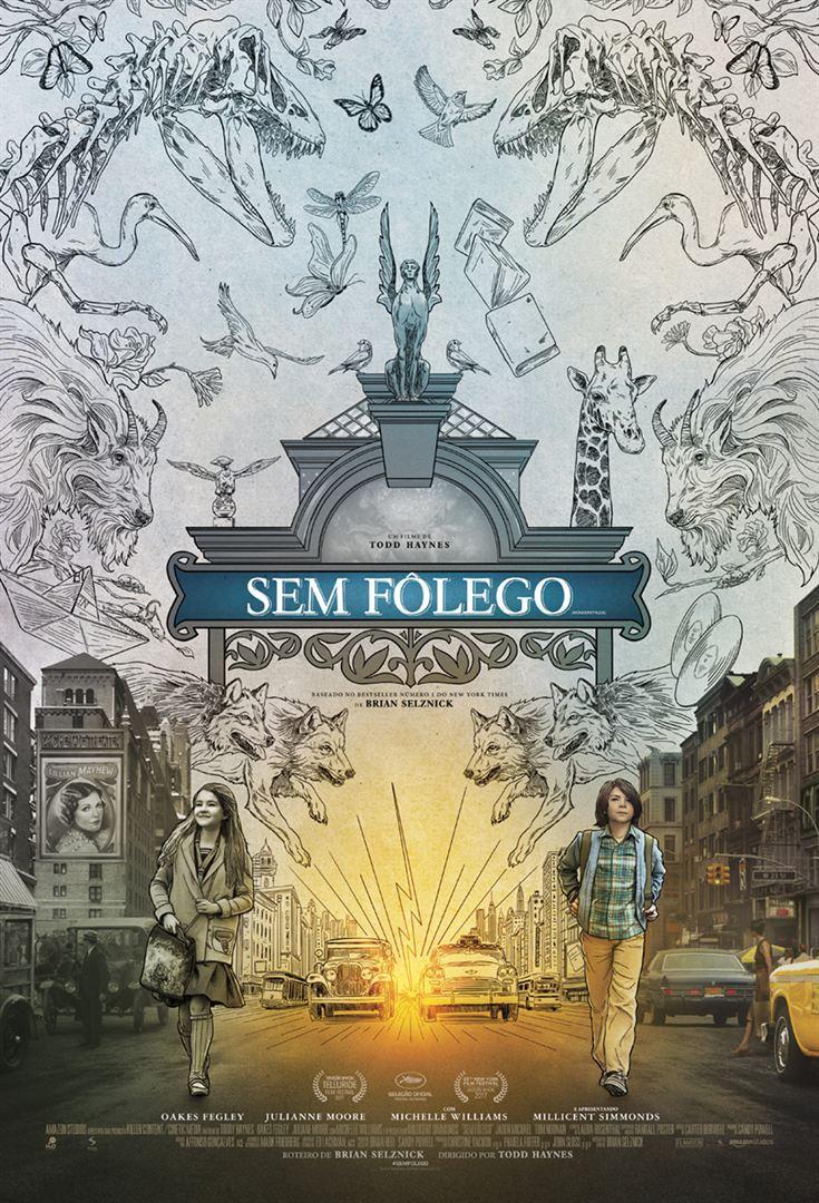 Sem Fôlego (2017) Poster
