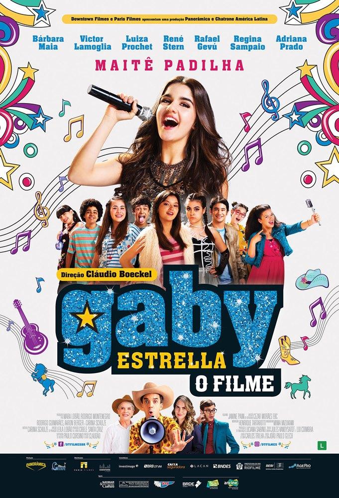 Gaby Estrella (2016) Poster