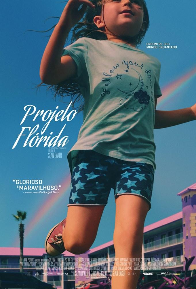 Projeto Flórida (2017) Poster