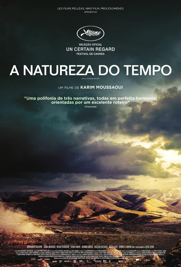 A Natureza do Tempo (2016) Poster