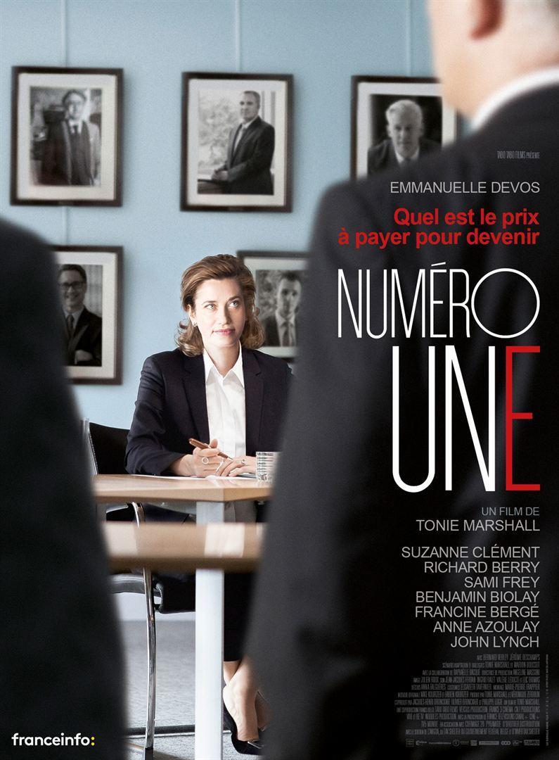A Número Um (2016) Poster