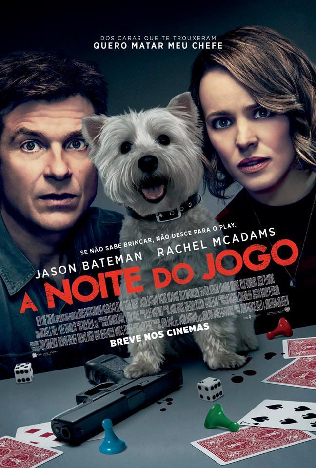 A Noite do Jogo (2018) Poster
