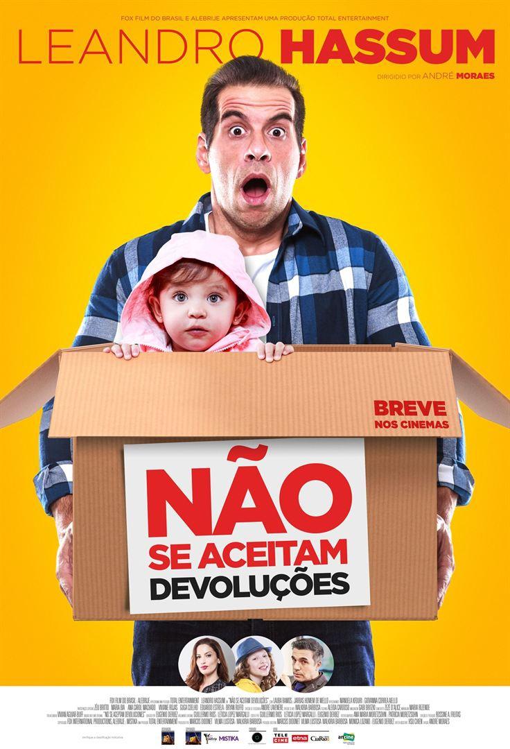 Não se Aceitam Devoluções (2018) Poster