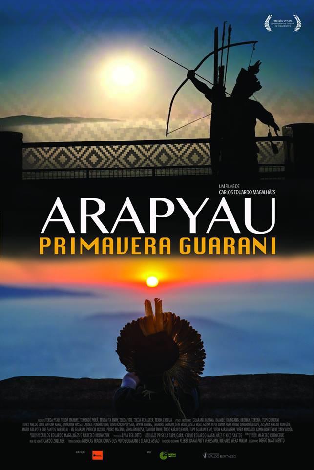 Ara Pyau - A Primavera Guarani (2018) Poster