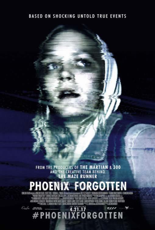 Luzes de Phoenix (2017) Poster