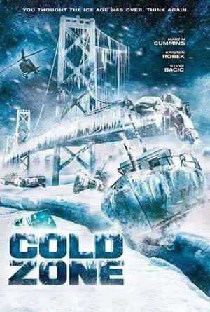 Zona Glacial (2017) Poster