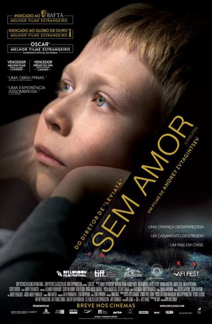 Sem Amor (2017) Poster