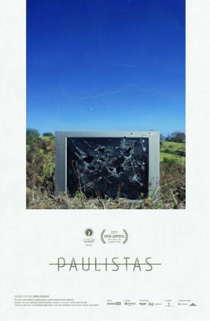 Paulistas (2017) Poster
