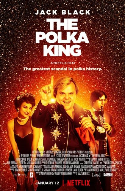 O Rei da Polca (2017) Poster
