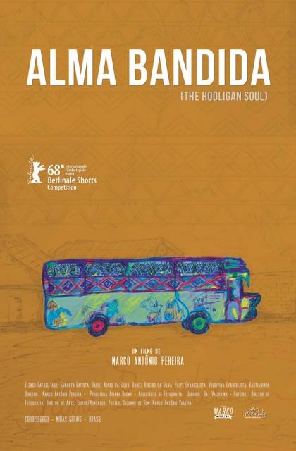 Alma Bandida (2018) Poster