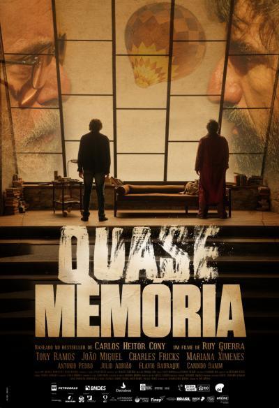 Quase Memória  (2018) Poster