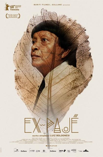 Ex-Pajé (2018) Poster