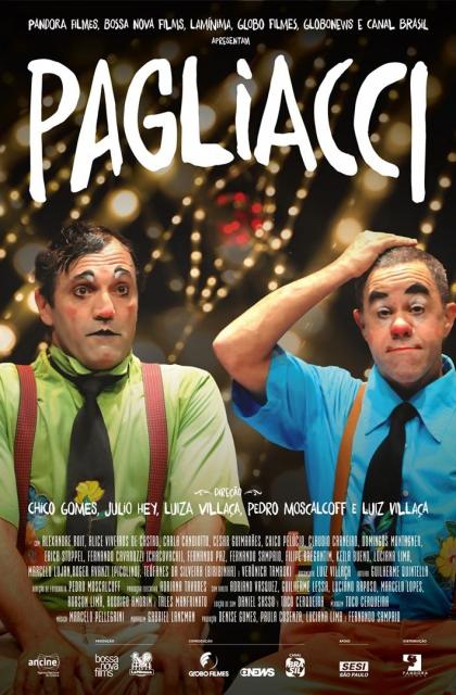 Pagliacci (2018) Poster