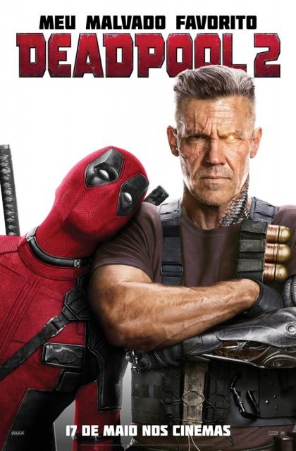 Deadpool 2 (2018) Poster