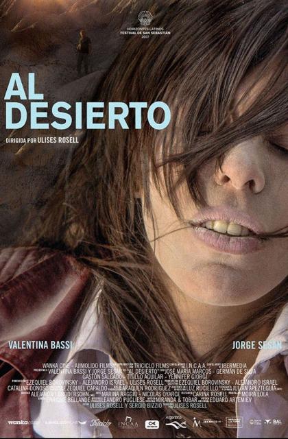No Deserto (2017) Poster