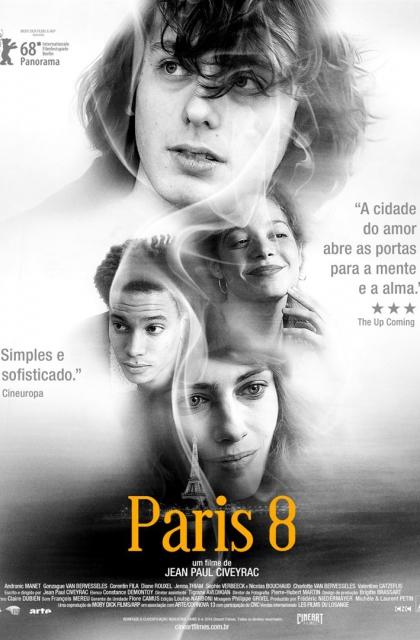 Paris 8 (2017) Poster