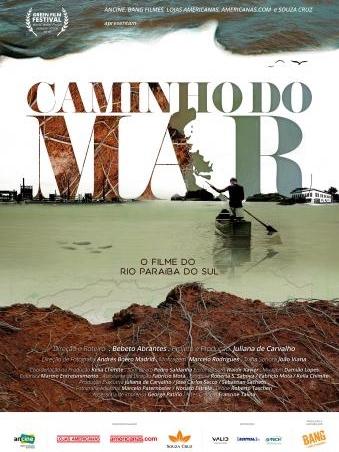Caminho do Mar (2018) Poster