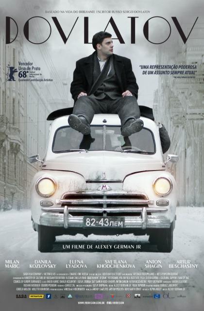 Dovlatov (2018) Poster