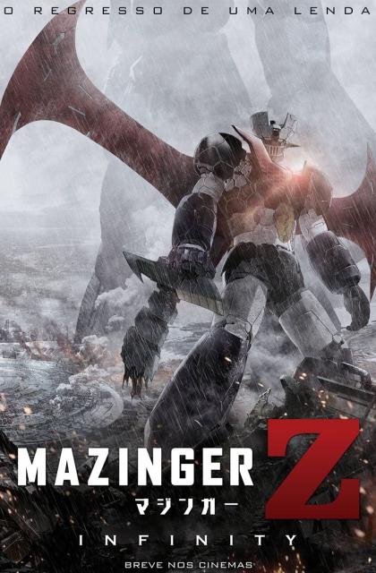 Mazinger Z: Infinity (2018) Poster