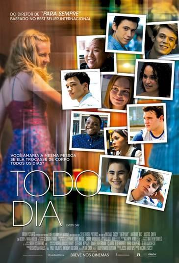 Todo Dia (2018) Poster